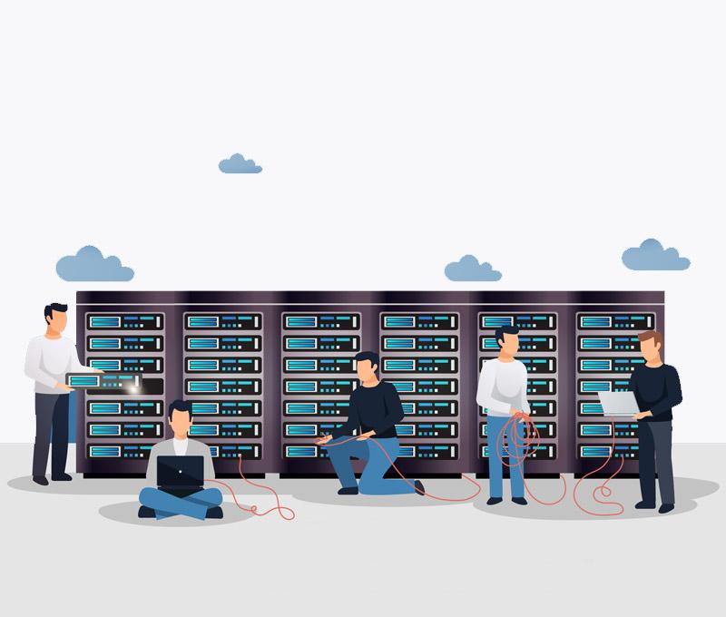 Veri Merkezi Çözümleri Hizmetleri