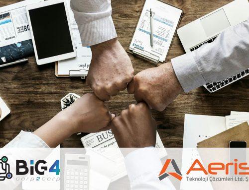 BIG4TR – Aeris Bilgi Teknolojileri ile toplantısını gerçekleştirdi!